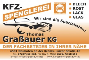 Spenglerei Thomas Graßauer, Neuhofen